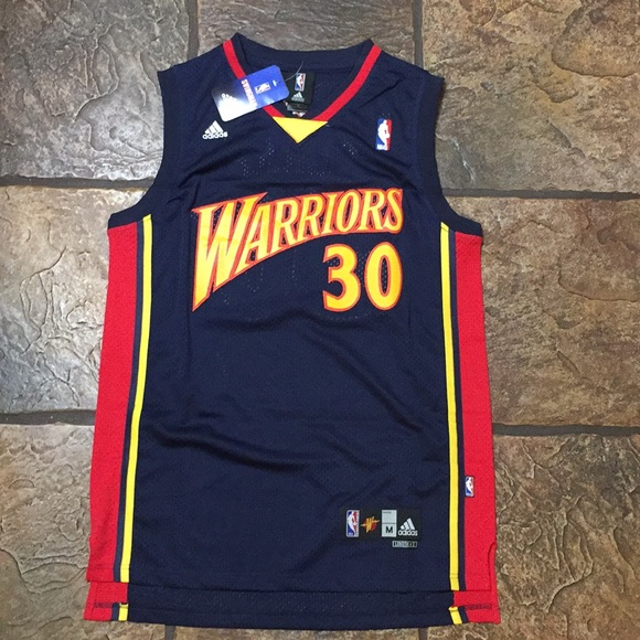 47fe5d800 Steph Curry-  Throwback  Golden State Warriors